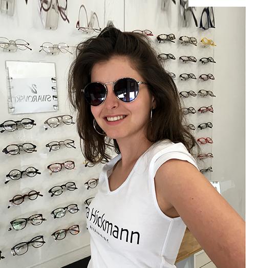 Marianne Optique Opticienne à Gardanne depuis 30 ans
